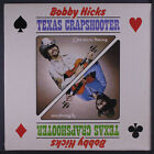 BOBBY HICKS: Texas Crapshooter LP Sealed Country