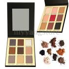 New 9 Colors Beauty Eyeshadow Matte Palette Professional Makeup Cosmetic Tool