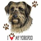 Yorkipoo Love T Shirt Pick Your Size 7 X Large to 14X Large