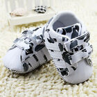 Toddler Baby girls boys crib shoes sports shoes size 0-6 6-12 12-18 months