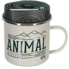 Animal Paco Mug And Mens Belt Web - Evergreen One Size