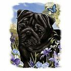 Black Pug Burnett Pick Your Size T Shirt Youth Small-6 X Large image