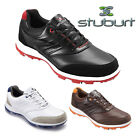 REDUCED!!  Stuburt Urban Control Studded Lightweight Mens Golf Shoes  NEW!