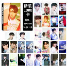 Kpop GOT7 LOMO Card Never ever 7for7 For you Jackson Postcard Mark Photocard JB