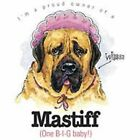 Mastiff Funny T Shirt 7 X Large to 14 X Large Pick Your Size