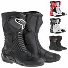 New Alpinestars Motorcycle Bike Protective SMX 6 Biker Sports Boots