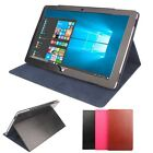 "Fashion PU Leather Stand Flip Case Cover For 12.2""Teclast Tbook 12 Pro+Protector"