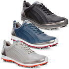 Ecco 2017 Mens Biom G2 Free Lightweight Waterproof Leather Golf Shoes