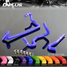 Silicone Heater Radiator Hose Kit For NISSAN SKYLINE 89-94 R32 GTR GT-R RB26DETT
