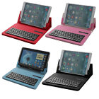 """2in1 Removable Wireless Bluetooth Keyboard Stand Case Cover For 9""""-10.1"""" Tablet"""