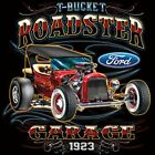 Ford Roadster Garage T Shirt Pick Your Size 7 X Large to 14X Large