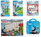 THOMAS & FRIENDS (Sticker/Colour/Sets/Kids/Gift/Pad/Play/Activity)