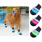 Anti-Slip Dog Cat Shoes Waterproof Running Boots Paws Injury All Weather Protect