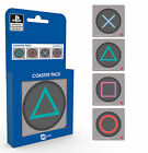 Pack of 4 COASTERS - Official Range of Themes (TV/Film/Gaming) (Gift/Xmas)