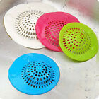 Silicone Kitchen Waste Sink Strainer Filter Net Floor Drain Hair Stopper Cover K