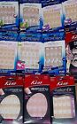 Lot of 4 Packs Broadway Nails, Kiss Nails - You Choose -- THESE HAVE NO GLUE --