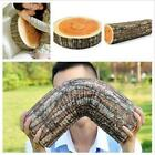 Nature Tree Wood Log Soft Car Seat Head Rest Neck Support Throw Pillow Cushion
