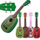 "New Glarry 21"" Children Uku 4 Patterns Ukulele Basswood 4-string Hawaiian Guitar"