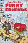 Sad Sacks Funny Friends (1955) #24 VG- 3.5 LOW GRADE