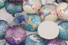 20 PCS Mixed Lots of 25mm Glass Cabochon Dome Flatbacks