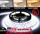 High Quality UL Approved CRI RA 80+ 90+ LED Strip 5050/5630 12V/24V 5M 300 LEDs