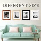 Wooden Photo Frame Picture Display Modern Wall Mounted Art Home Decor