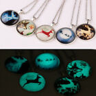 1Pc Fashion Unisex Women's Luminous Pendant Necklace Sweater Chain Gifts New