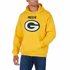 Majestic Green Bay Packers Gold Critical Victory Pullover Hoodie - NFL