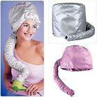 Pro Women Magic Hair Drying Cap Bonnet Haircare Hood Hat Blow Dryer Attachment S