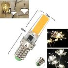 1/5/10x COB 2508 LEDs E14 7W 480lm Led light Dimmable bulb 110/220V White/Warm