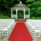 RED CARPET RUNNER wedding award party event aisle rug