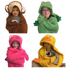 Glow Time Snuggle Wrap Childrens Animal Blanket Cuddle Winter Warmth Travel Gift