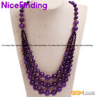 Handmade Cluster Statement Strand Necklaces For Women Fashion Jewelry Gift 19""