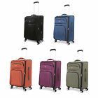SwissGear Zurich 24-inch Expandable Upright Spinner Suitcase