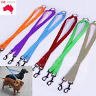 Double Dog Two Way Dog Leash Walk Two Dogs With One Lead Colourful Nylon Harness