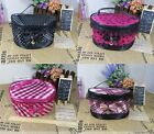 New Lace Bowknot Case Box Camping Check Packet Cosmetic Storage Bag More Styles
