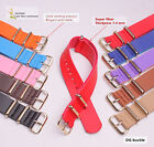 Goldenbutton Super fiber Watch band watch strap watch 10color available 3pcs