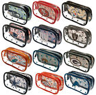 Officiel NFL - Transparent TROUSSE (Football Américain) Papeterie/School/Cadeau