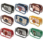 Officiel NBA - Transparent TROUSSE (Basketball équipes) Papeterie/School/Cadeau