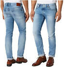 PEPE Jeans HATCH wash S55 Light blue - Slim Fit Skinny Jeans NEW Coll. FS2017