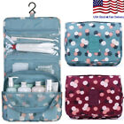 Travel Cosmetic Makeup Toiletry Case Wash Organizer Storage Pouch Hanging Bag 02