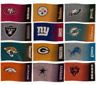 Official NFL - Fan FLAG 152cm x 91cm Hang Up/Body (American Football) Gift/Xmas