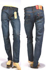 LEVI'S 504 Jeans Explorer #0396 dark blue Comfort Fit - Straight Leg NEU