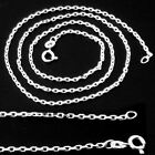 925 STERLING SILVER LINK CHAIN WHOLESALE 16 18 20 INCH FACTORY DIRECT CH2