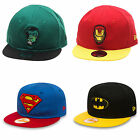 New Era My First Superhero Snapback 9fifty Baby Infant Kids Cap Hat 950