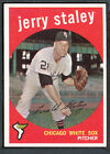 1959 Topps #426 Jerry Staley NRMT 95501