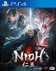 New Sony PS4 Games NIOH HK version Chinese / English Subtitle