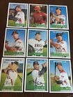 2016 Topps Heritage High Number No SP CHOOSE A TEAM SET pick from List by YFTS
