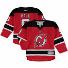 Reebok Taylor Hall New Jersey Devils Youth Red Replica Player Jersey NHL