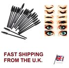 Disposable Eyelash Wands Mascara Brushes Lash Extension Applicator Spoolers UK..